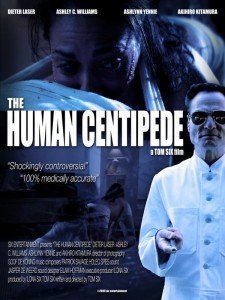 Trailer – The Human Centipede II
