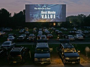 Baneasa Drive In Cinema