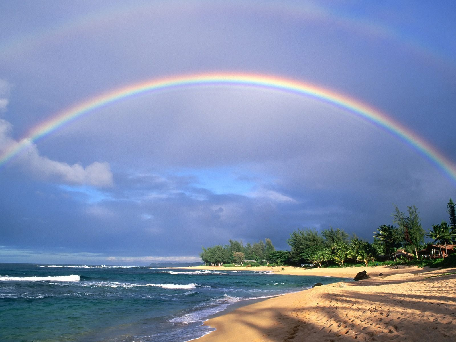 Hawaii Double Rainbow