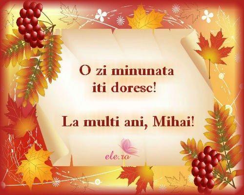 Felicitari de Sf. Mihail si Sf. Gavril7