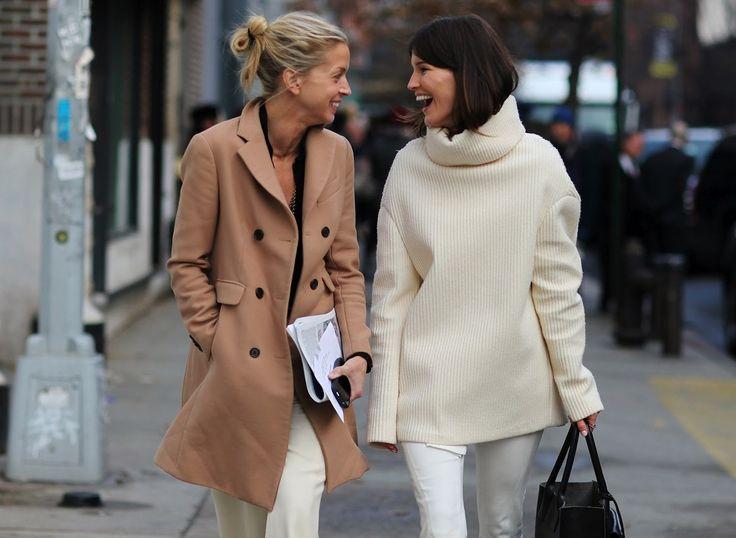 street fashion fall-winter