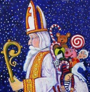 Cine este Mos Nicolae-Povestea lui Mos Nicolae