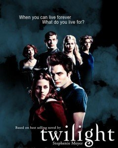 Twilight printre cele mai vandute carti in 2009