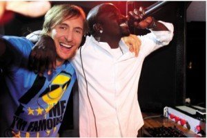Videoclip- David Guetta feat. Akon- Sexy Bitch