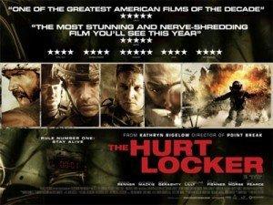 """Trailer """"The Hurt Locker""""- castigatorul premiilor BAFTA"""