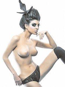 Andreea Tonciu- pictorial sexy