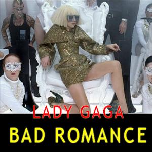 "Versuri Lady GaGa – ""Bad romance"""