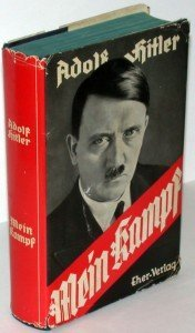 """Autobiografia lui Adolf Hitler, """"Mein Kampf"""" va fi republicată în 2015"""