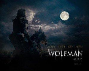 "Trailer ""The wolfman""- premiera in Romania"