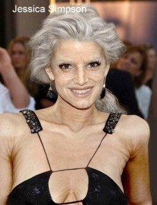 Cum vor arata cele mai sexy vedete peste 40 de ani
