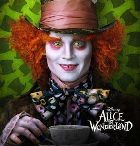 "(Video) Imagini de la premiera ""Alice in Wonderland"""