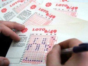 Numere extrase la Loto 6/49 pe 18.03.2010