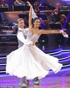 Nicole Scherzinger la 'Dancing with the Stars'