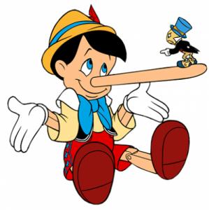 Proverbe despre minciuna