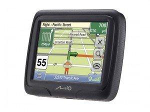 Mio Moov V780 – un nou GPS cu acces la internet