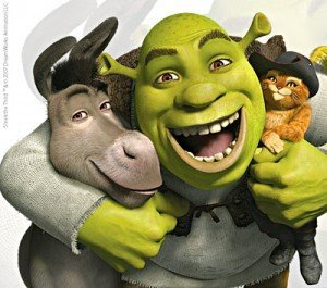 """""""Shrek Forever After"""" din 16 iulie 2010 in Romania"""