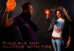 Videoclip – Paula Seling si Ovi – Playing with fire