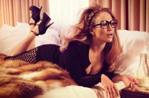Imagini cu Jennifer Lopez in Vogue Italia VIDEO