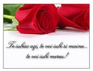 "Declaratii de dragoste  – Mesaje frumoase cu ""Te iubesc"""