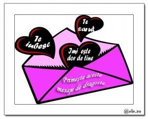Mesaje frumoase de dragoste