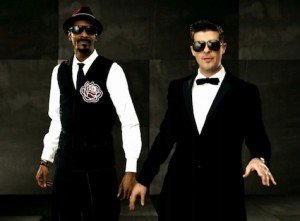 Videoclip: Robin Thicke feat. Snoop Dogg – It's In The Mornin'