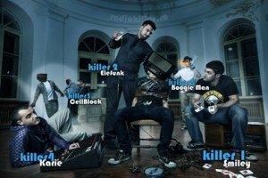 Teaser videoclip Radio Killer – Be free