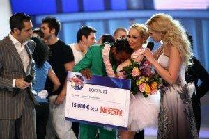 Andreea si Antonio – pe locul III in competitia viselor