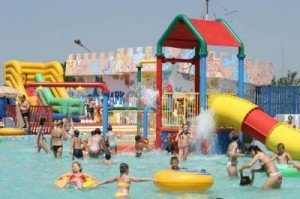 Water Park Otopeni s-a redeschis!
