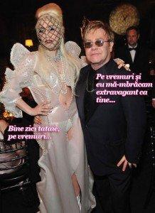 "Lady GaGa, prestatie live pentru piesa ""You and I"""