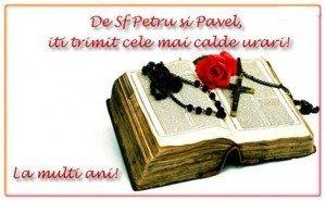 SMS-uri, Mesaje, Urari – Sf. Petru si Pavel