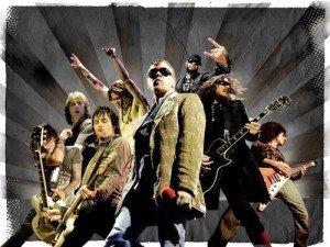 Guns N' Roses in septembrie la Bucuresti!