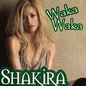 Videoclip Shakira – Waka Waka (This Time for Africa)