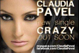 Videoclip nou: Claudia Pavel – Crazy