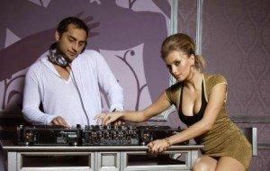 Vezi imagini de la nunta lui DJ Rynno