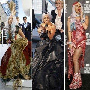Lady Gaga,  opt premii câştigate la MTV Video Music Awards