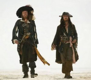 Trailer teaser – Pirates of the Caribbean 4