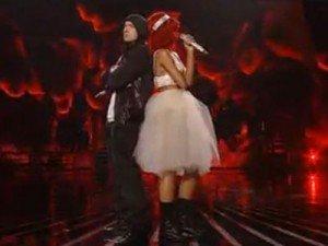 Eminem si Rihanna la MTV VMA 2010