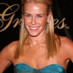 TV personality Chelsea Handler attends the 33rd Annual American Women In Radio & Television Gracie Allen Awards at the Marriott Marquis on May 28, 2008 in New York City.