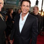 """Rob Lowe at the U.S. Premiere of Warner Bros. Pictures' """"The Invention of Lying"""" on September 21, 2009 at Grauman's Chinese Theatre in Hollywood, California."""