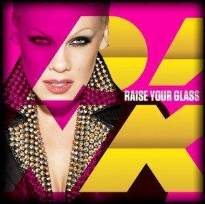 "Single nou – Pink – ""Raise Your Glass"""