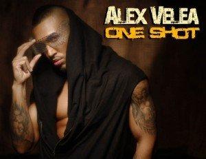 """Alex Velea revine cu o noua piesa, """"One Shot"""""""