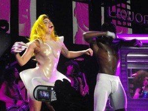 Lady Gaga a facut super show la Budapesta