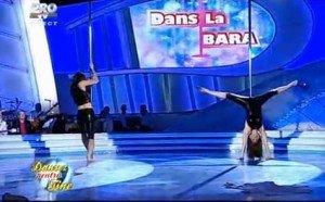 Dans la bara – Paula Seling si Tudor Moldoveanu – Dansez pentru tine