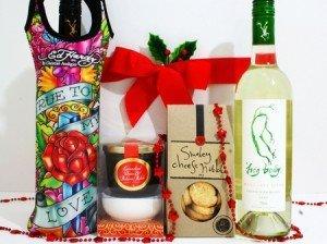 Idei de cadouri pentru Craciun – Sticla de vin