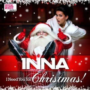 """Colinde – Inna – """"I need you for Christmas"""""""