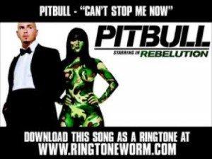 Versuri – Pitbull – Can't Stop Me Now