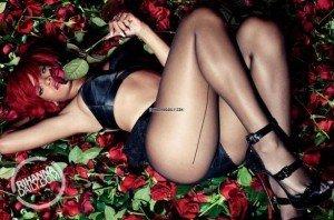 Rihanna intr-un pictorial pentru GQ Magazine 2011