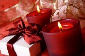 Decoratiuni romantice de Sfantul Valentin