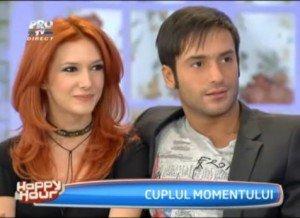 VIDEO Adela Popescu si Radu Valcan la Happy Hour