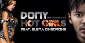 "Versuri ""Hot girls"" – Dony feat. Elena Gheorghe"
